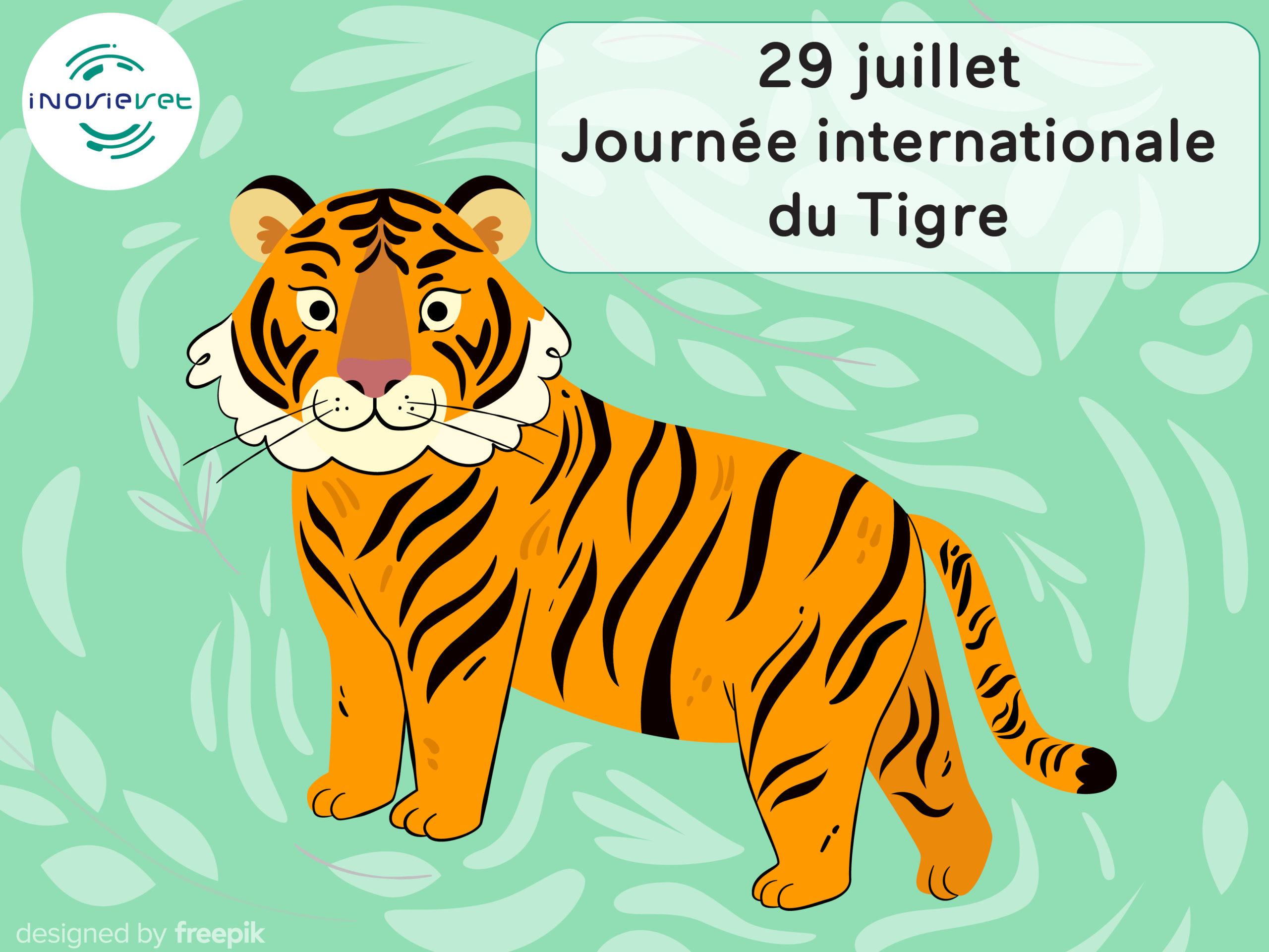 Journee du tigre